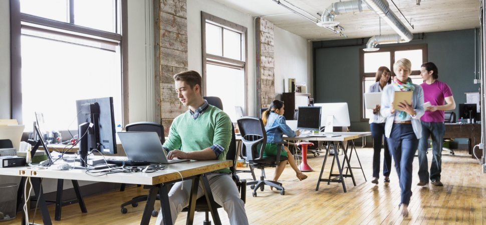 6 Small Office Changes That Create Big Productivity