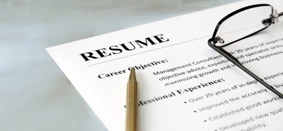 Your Resume Is Never Enough to Get the Job You Really Want Inc