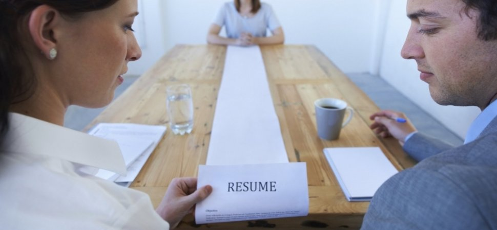 Is the One-Page-Resume Rule Dead? Inc