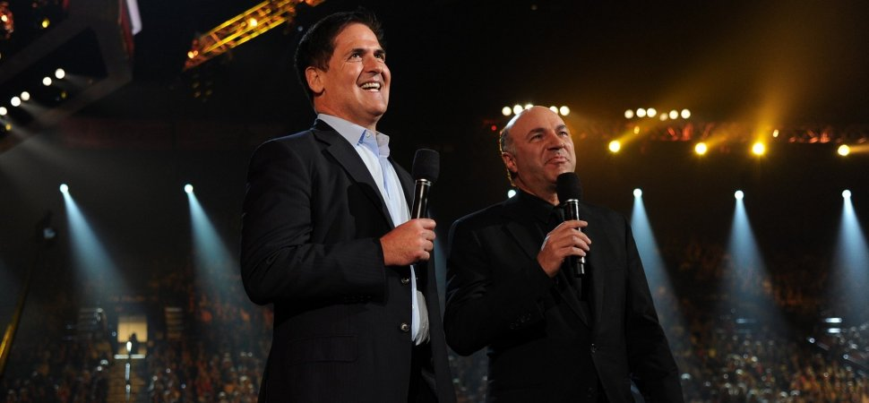 How Plated Got Served By Mark Cuban and Kevin O\u0027Leary on \u0027Beyond the - formal event
