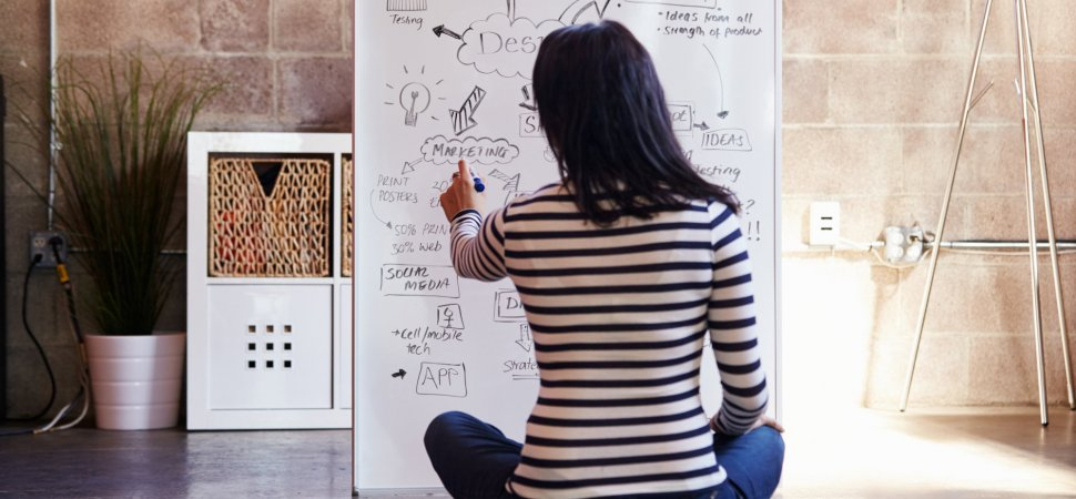 Here\u0027s How to Be a Master of Brainstorming Inc