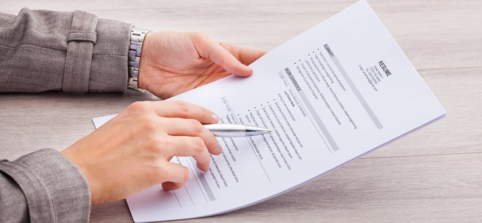 85 Percent of Job Applicants Lie on Resumes Here\u0027s How to Spot a