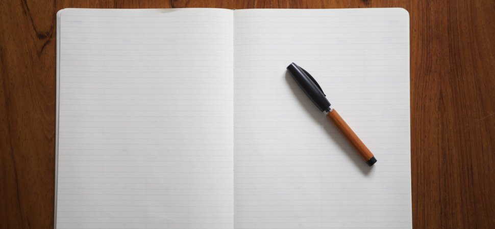 Want to Take Better Notes? Ditch the Laptop for a Pen and Paper