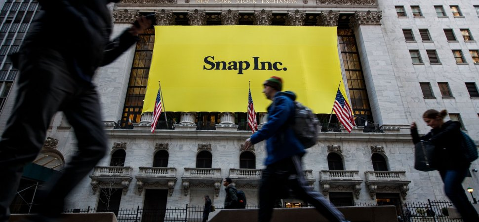 22 Billion Reasons to Be Worried About Snapchat Inc