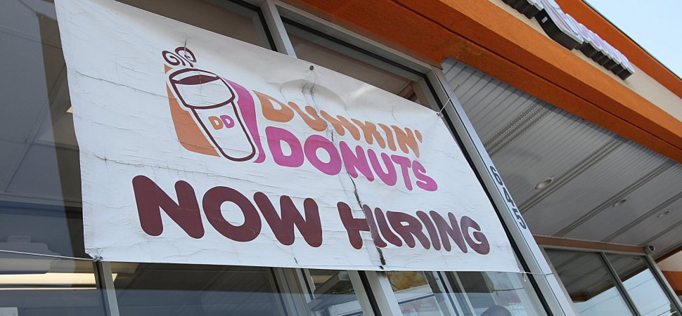 Dunkin\u0027 Donuts Causes Outrage With a Staggeringly Distasteful