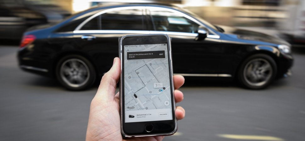 Uber Surge Pricing Snafu Results in Shocking $14,400 Charge for a 20