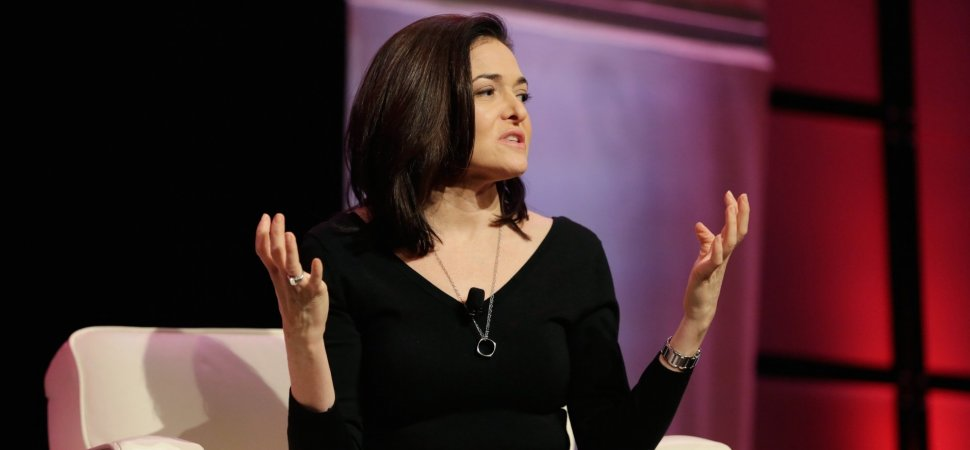 Sheryl Sandberg Says These 9 Words Are the Best Career Advice She