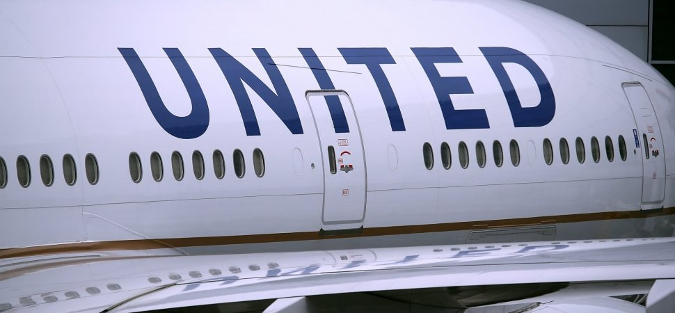 United Airlines Was Just Ranked Lower Than America\u0027s Most
