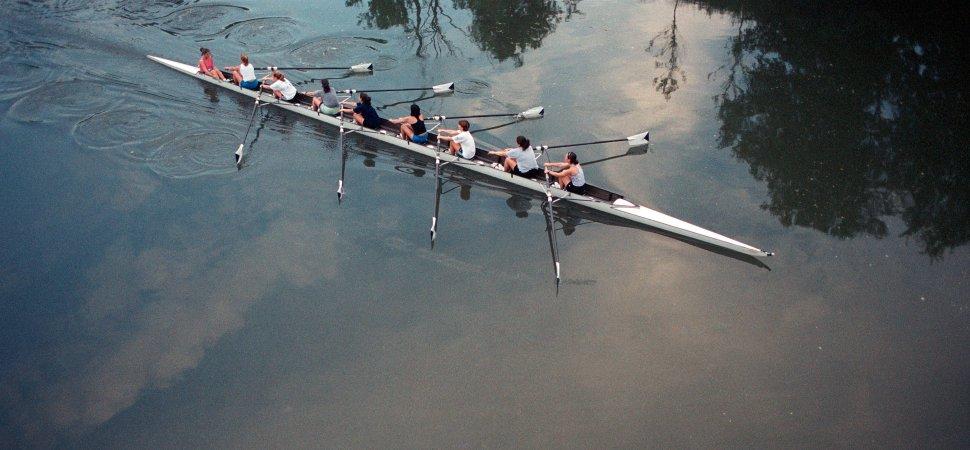 advantage of teamwork