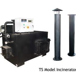 TS model  incinerator