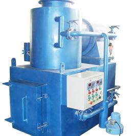 incinerator 8