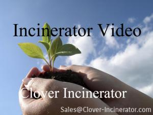 Waste Incinerator Operation Video