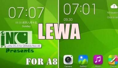 LeWa OS v5