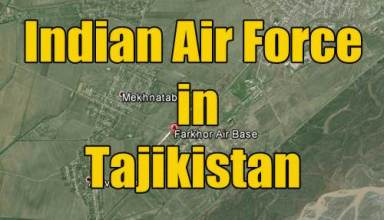 Farkhor Air Base