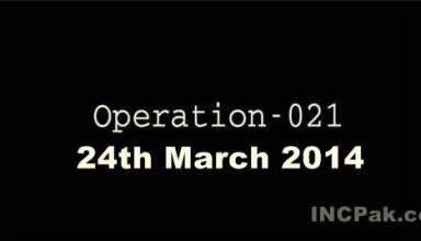 Operation 021