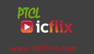 PTCL ICFLIX
