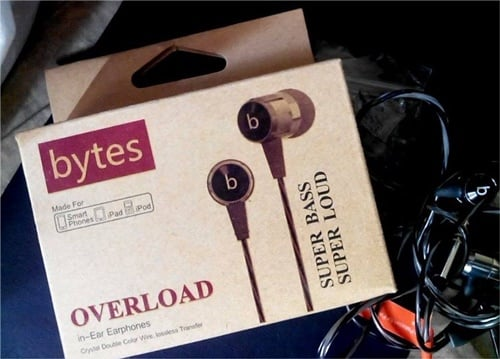 Bytes Overload Earphones