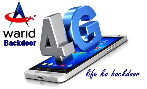 Warid Backdoor