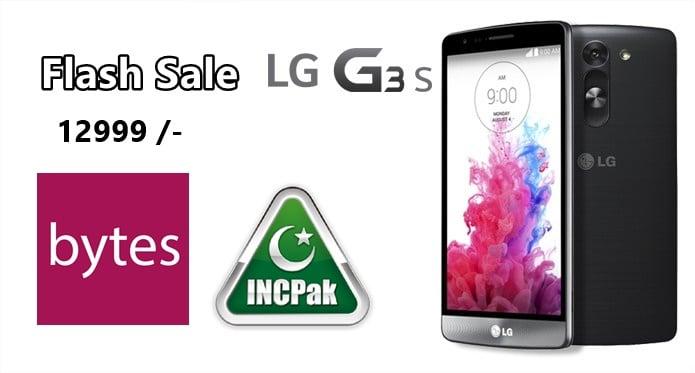 LG G3 S D722
