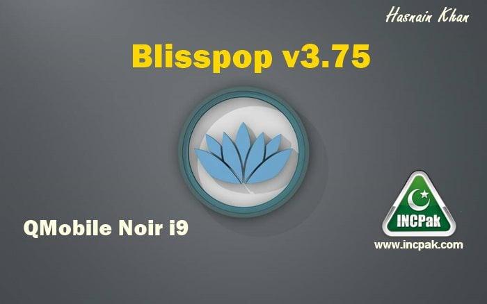Blisspop v3.75 Rom