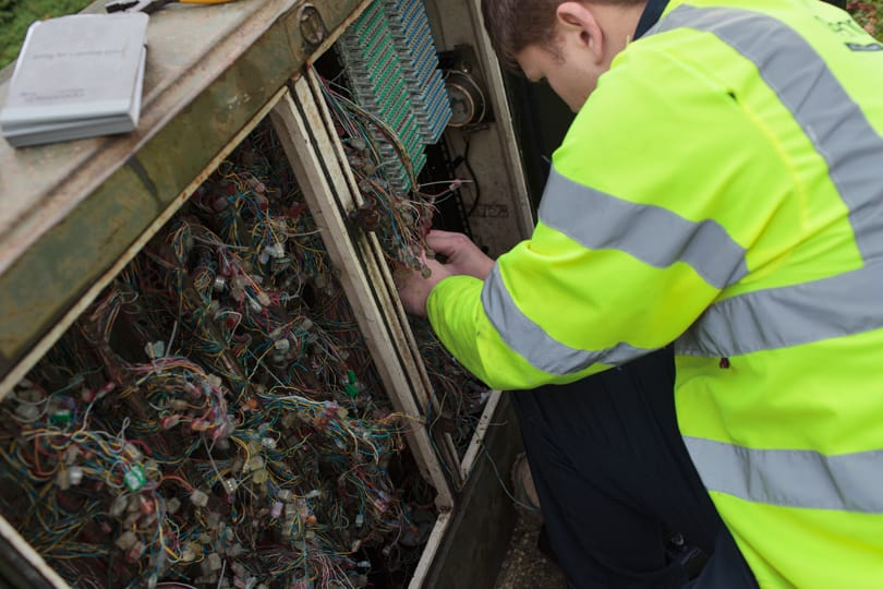 What\u0027s Involved in a Fibre Broadband Customer Installation