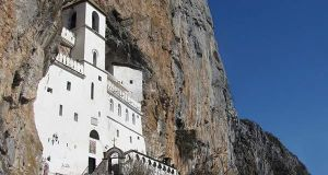 The Monastery of Ostrog, Montenegro