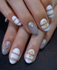 55 Beautiful Japanese Nail Art Designs   Incredible Snaps