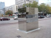 Public Bathroom Made Of 1-Way Mirrors | Incredible Things