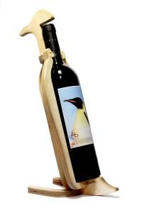 Animal-Shaped Wine Bottle Holders | Incredible Things