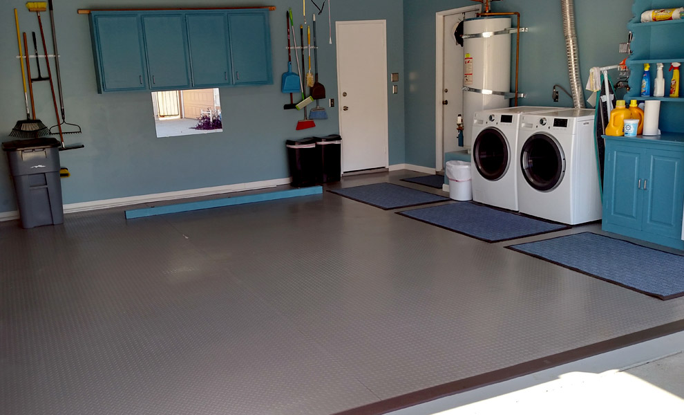 Incstores Diamond Nitro Garage Flooring Roll Ebay