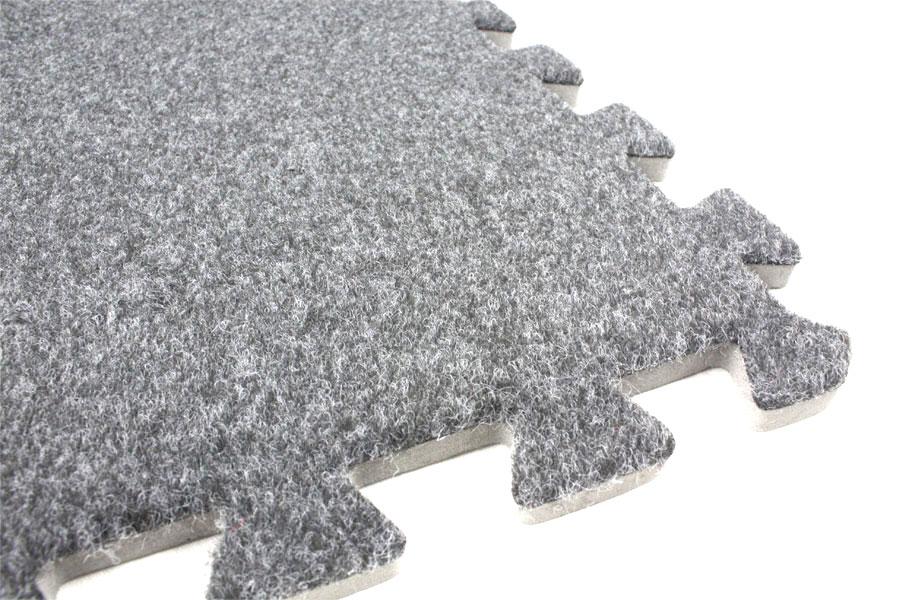 Incstores Eco Soft Carpet Top Interlocking Trade Show