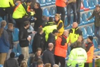Opschudding over inslaan op weerloze PSV-supporter