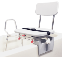 Eagle Tub-Mount Swivel Sliding Transfer Bench 77762 at ...