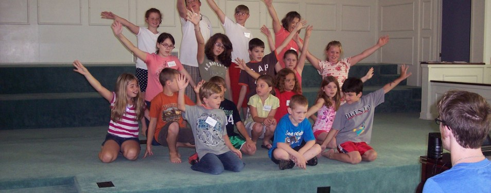 Drama and Music Summer Camps
