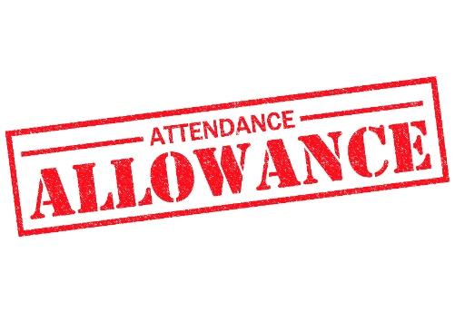 Attendance Allowance (AA) - Independent Living - attendance allowance form