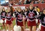 Concerned Cheerleaders