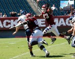 Temple's Smothering Defense