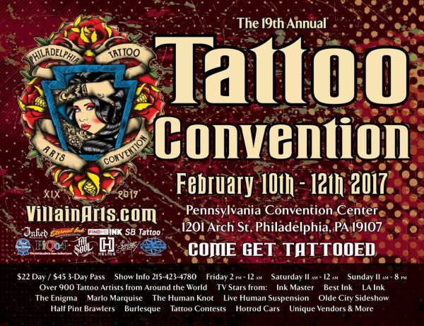 Tattoo Convention 2017