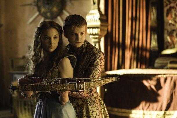 Joffrey-and-Margaery