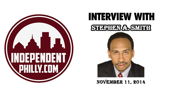 INTERVIEW with Stephen A. Smith (600)