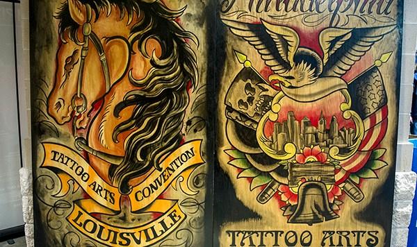 2015 philadelphia tattoo arts convention for Tattoo convention pa