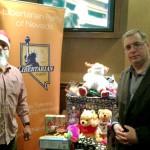 Santa and Kurt