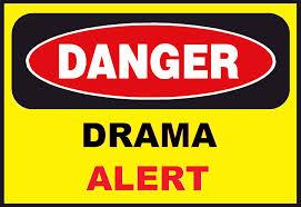 Danger Drama alert