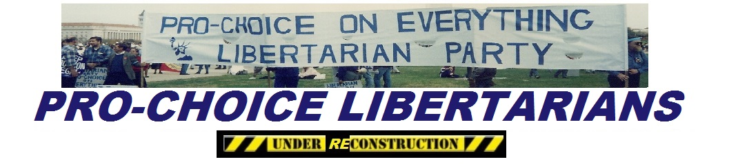 pro choice libertarians libertarian principles and the  lp prochoice rally reconstruction2 2