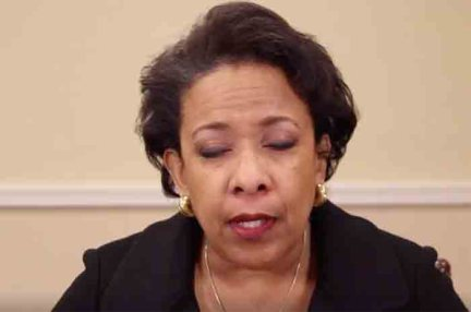 Image result for Loretta Lynch blood