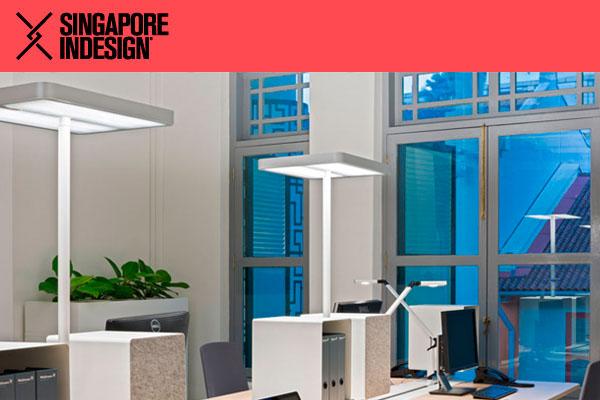 Waldmann Lighting: Singapore Indesign Preview