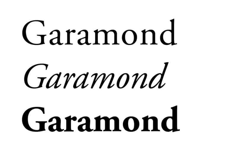 The Best Fonts for Books - 5 Perfect Fonts for Typesetting