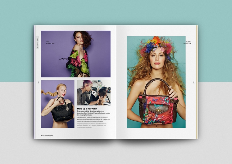 The Best Catalogue Designs - Get Inspired Now - fashion design brochure template