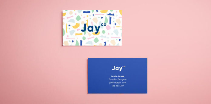 InDesign Business Card Template Free Download - business card template