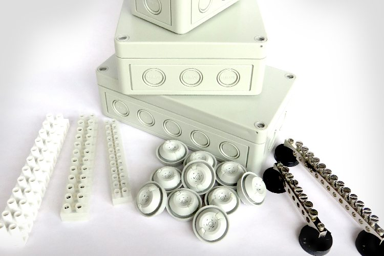 Electrical Marine Junction Boxes Accessory Kits Index